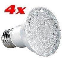 4 Ampoules de croissance 168