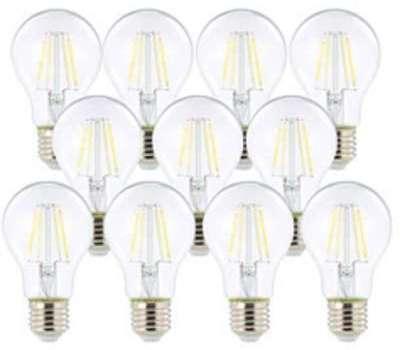 10 ampoules LED à filament