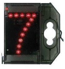 Chiffre lumineux à LED - 7
