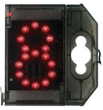Chiffre lumineux à LED - 8