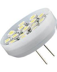 Ampoule 15 LED SMD G4 blanc