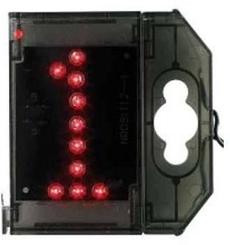 Chiffre lumineux à LED - 1