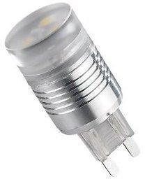 Ampoule 3 LED SMD G9 blanc