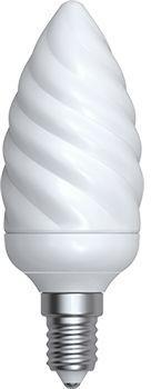 Ampoule flamme LED torsardée