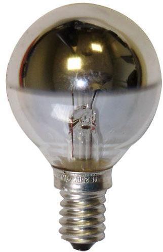 Ampoule à Calotte Réfléchissante