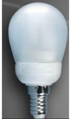 Ampoule fluo compacte sphérique