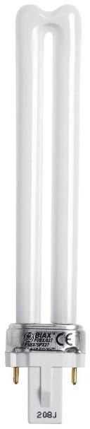 Ampoule Biax S - 2 broches