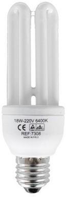 Ampoule fluo compacte 18W