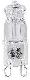 Ampoule halogène G9 28 W
