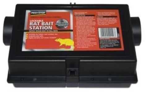 Piège Boite Anti-Rat