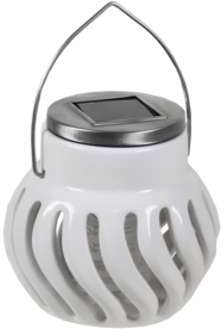 Lampe anti-insectes solaire