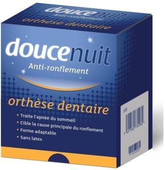 Douce Nuit Orthèse Dentaire