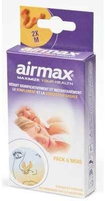 Ecarteur nasal anti-ronflement