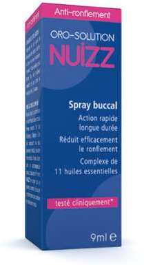 Nuizz Ronflement Spray 9ml