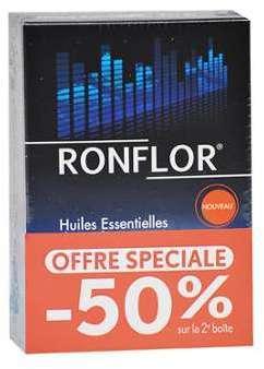 Ronflor Pastilles Anti-Ronflements