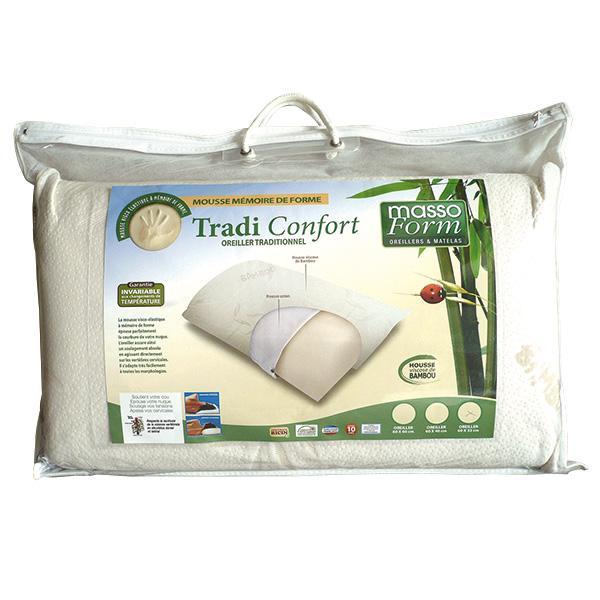 Oreiller Confort Ergonomique