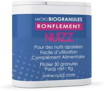 Nuizz Ronflement 30 granules