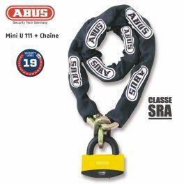 Antivol U chaîne ABUS 111