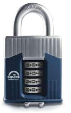 Cadenas de sécurité à code