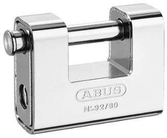 Cadenas ABUS FRANCE - 92 rectangulaire