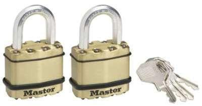 Master Lock Cadenas Excell