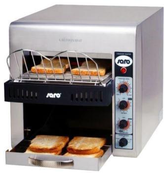 Toaster à Convoyeur 3kW 370x580x400(h)mm
