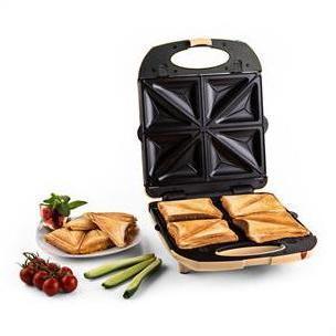 Klarstein Trinity Sandwich