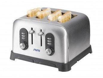 Toaster Américain 4 Tranches