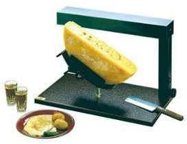 Appareil à Raclette Ambiance