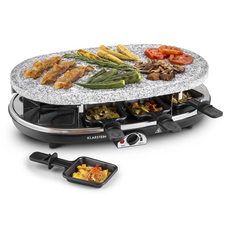 Klarstein Steaklette Raclette-grill