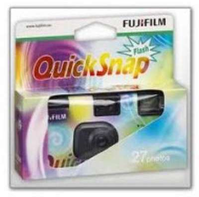 Fuji quick snap developpement