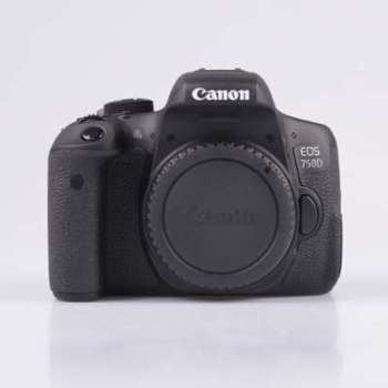 Canon EOS 750D Appareil photo
