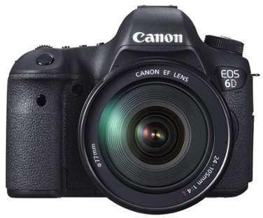 Canon EOS 6D Kit 24-70 mm