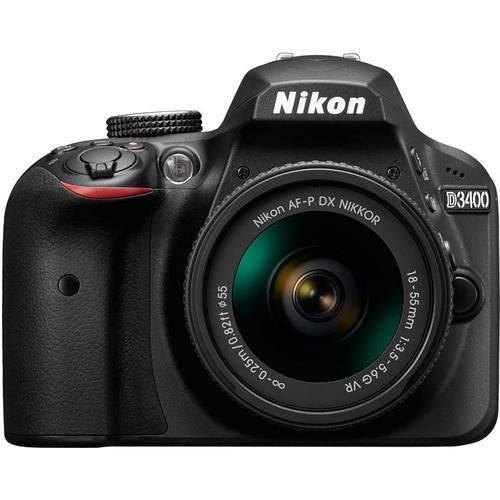 NIKON D3400 18-55mm AF-P DX