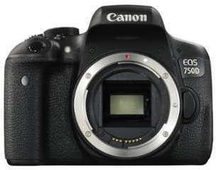 Canon EOS 750D avec EF 18-55mm