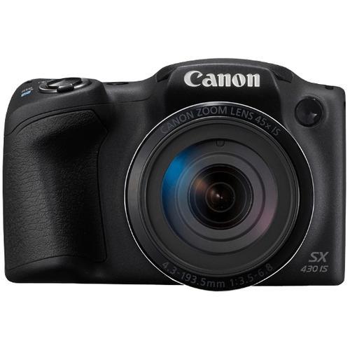CANON Powershot SX430 IS Noir
