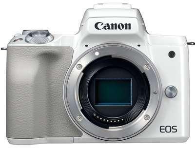 CANON EOS M50 blanc Boîtier