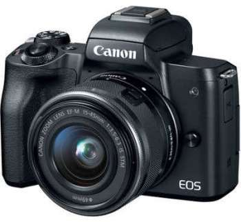 CANON EOS M50 EF-M 15-45MM