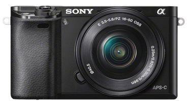 Sony hybride sony a6000 16 50 for Appareil photo sans miroir
