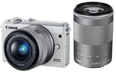 CANON Eos M100 Blanc EF-M