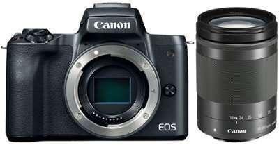CANON EOS M50 EF-M 18-150mm