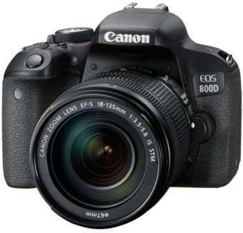CANON Eos 800D 18-135mm f