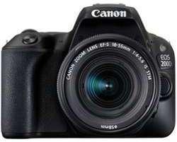 CANON EOS 2000D EF-S 18-55
