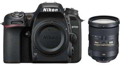 NIKON D7500 18-200mm f 3 5-5