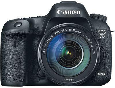 Canon EOS 7D Mark II Kit Avec