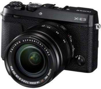 FUJI X-E3 18-55mm f 2 8-4