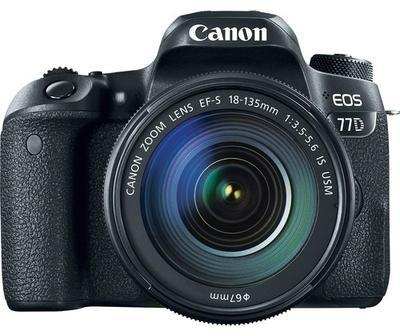 CANON Eos 77D 18-135mm IS