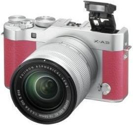 FUJI X-A3 Rose 16-50mm XC