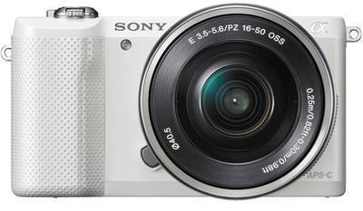 Sony Alpha 5000 Appareil photo
