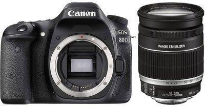 CANON Eos 80D 18-200mm f 3